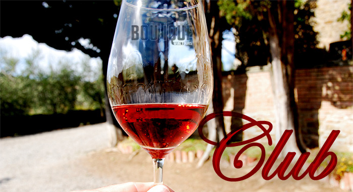 Boutique Wine Tours - Wine Club